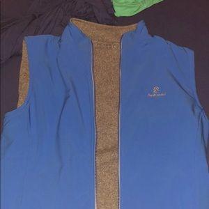 Men's Peter Millar Performance Vest Size L